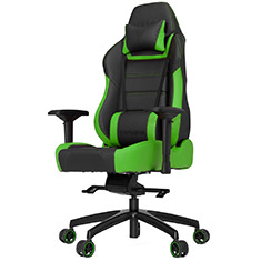 Vertagear Racing P-Line PL6000 Gaming Chair Black Green