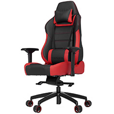 Vertagear Racing P-Line PL6000 Gaming Chair Black Red