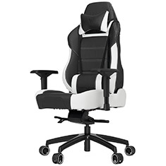 Vertagear Racing P-Line PL6000 Gaming Chair Black White