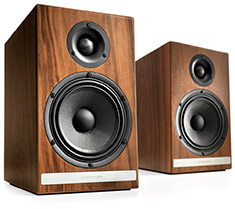 Audioengine HDP6 Premium Passive Speakers Walnut