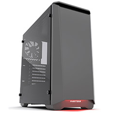 Phanteks Eclipse P400S Tempered Glass Anthracite Grey