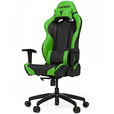 Vertagear Racing S-Line SL2000 Gaming Chair Black Green