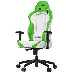 Vertagear Racing S-Line SL2000 Gaming Chair White/Green