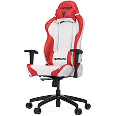 Vertagear Racing S-Line SL2000 Gaming Chair White/Red