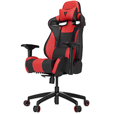 Vertagear Racing S-Line SL4000 Gaming Chair Black Red