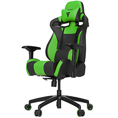 Vertagear Racing S-Line SL4000 Gaming Chair Black Green