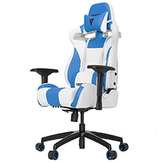Vertagear Racing S-Line SL4000 Gaming Chair White Blue