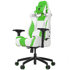 Vertagear Racing S-Line SL4000 Gaming Chair White/Green