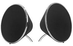 Promate Conex Bluetooth Speakers With True Wireless Stereo Black