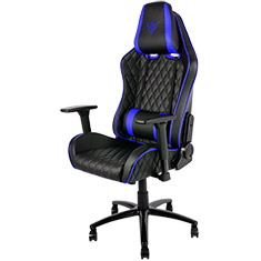 Aerocool Thunder X3 TGC31 Gaming Chair Black Blue