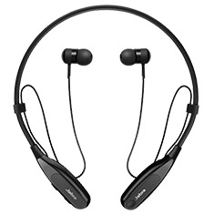 Jabra Halo Fusion Wireless Bluetooth Headset Black