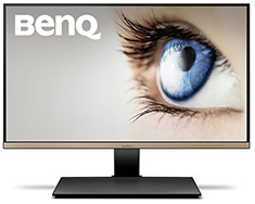 BenQ EW2445ZH 24in Widescreen EyeCare LED Monitor