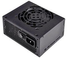SilverStone SX550 SFX 550W 80 Plus Gold Power Supply