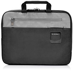 Everki 13.3in ContemPRO Laptop Sleeve Black