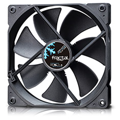 Fractal Design Dynamic X2 GP-14 140mm Fan Black