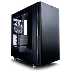 Fractal Design Define Mini C Window Black Case