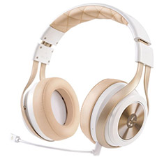 LucidSound LS30 Wireless Gaming Headset White
