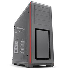 Phanteks Enthoo Luxe Tempered Glass Window Anthracite Grey