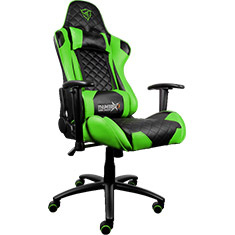 Aerocool Thunder X3 TGC12 Gaming Chair Green