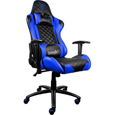 Aerocool Thunder X3 TGC12 Gaming Chair Blue