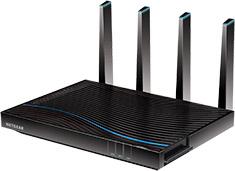 Netgear D8500 Nighthawk X8 AC5300 MU-MIMO WiFi Modem Router