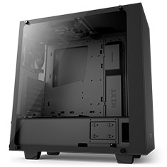 NZXT S340 Elite Case Matte Black