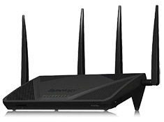 Synology RT2600ac Wireless 802.11ac Router