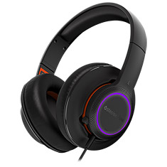 SteelSeries Siberia 150 USB DTS 7.1 RGB Gaming Headset