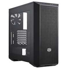 Cooler Master MasterBox 5 Black ATX Case with Window