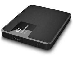 Western Digital WD My Passport Ultra 1TB Classic Black