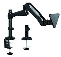 Brateck Counterbalance Desk Mount for 21.5 and 27in iMac