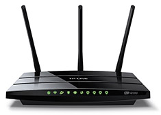 TP-Link Archer VR400 AC1200 Wireless VDSL / ADSL Modem Router