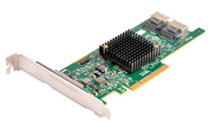 SilverStone ECS04 PCIe to Mini-SAS SFF-8087 Expansion Card