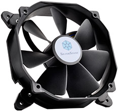 SilverStone FHP141-VF High Performance 140mm Reversible Fan