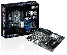 ASUS Prime H270-PRO Motherboard