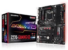 Gigabyte Z270-Gaming K3 Motherboard
