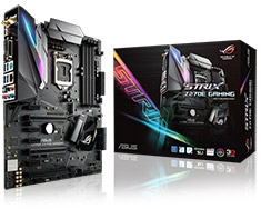 ASUS ROG Strix Z270E Gaming Motherboard