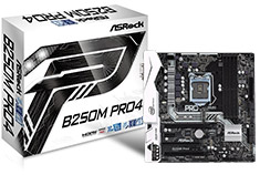 ASRock B250M-Pro4 Motherboard