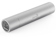 Aerocool 3350mAh Powerbank Plus with 1W LED Torch