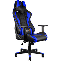Aerocool ThunderX3 TGC22 Gaming Chair Black Blue