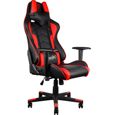 Aerocool Thunder X3 TGC22 Gaming Chair Black Red