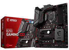 MSI B250 Gaming M3 Motherboard