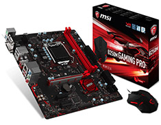 MSI B250M Gaming Pro Motherboard