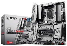 MSI Z270 XPOWER Gaming Titanium Motherboard