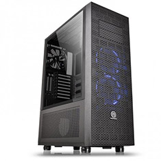 Thermaltake Core X71 Tempered Glass Riing Edition Chassis