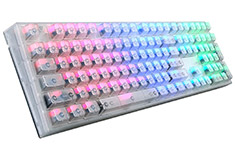 Cooler Master Masterkeys Pro L RGB Crystal Edition Cherry Blue