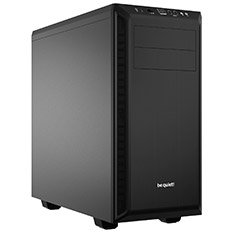Be Quiet! Pure Base 600 Case Black