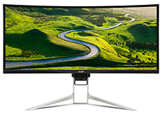 Acer XR342CK UWQHD 75Hz Adaptive-Sync IPS 34in Monitor