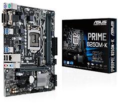 ASUS Prime B250M-K Motherboard