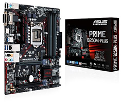 ASUS Prime B250M Plus Motherboard